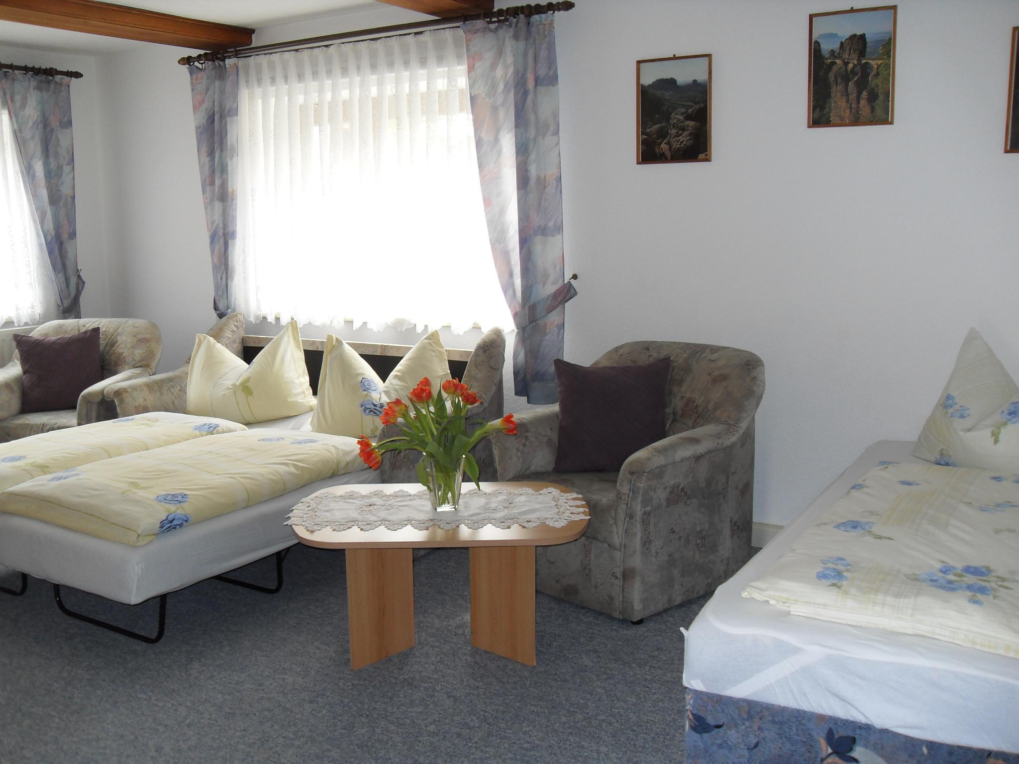 ferienwohnung mergen ferienwohnung 1. Black Bedroom Furniture Sets. Home Design Ideas